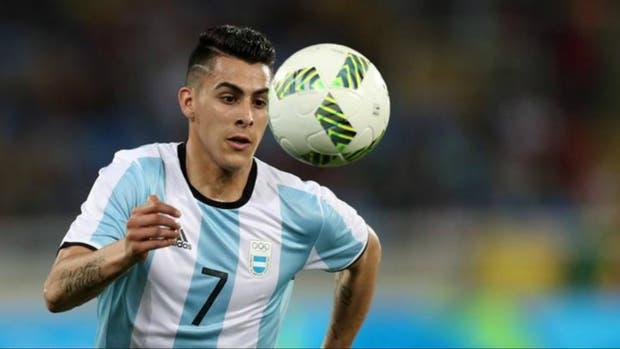 Cristian Pavón, de regreso al seleccionado