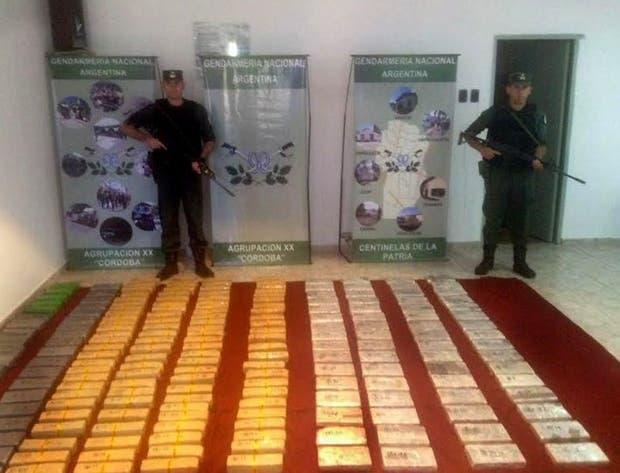Importante decomiso de cocaína en Córdoba