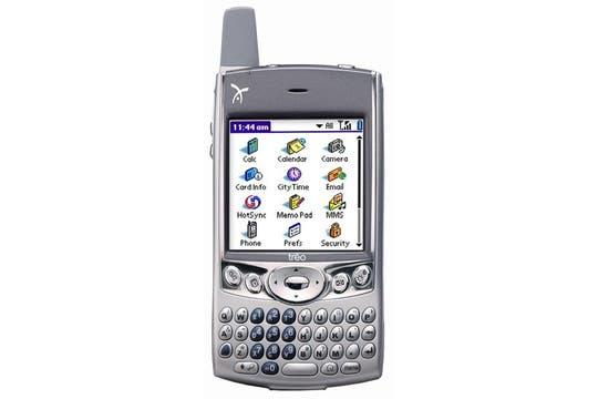Handspring/Palm Treo 600 (2003).
