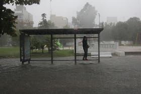 La Plata, una de las localidades más afectadas por las lluvia