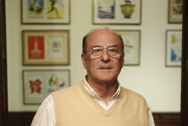 Scarpín, desde 2009 preside la CADA