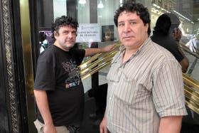 Pianelli y Rositto ingresan en el Ministerio de Trabajo