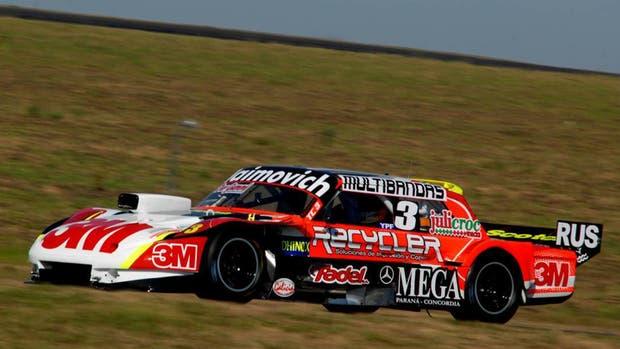 Mariano Werner fue el más rápido en Paraná