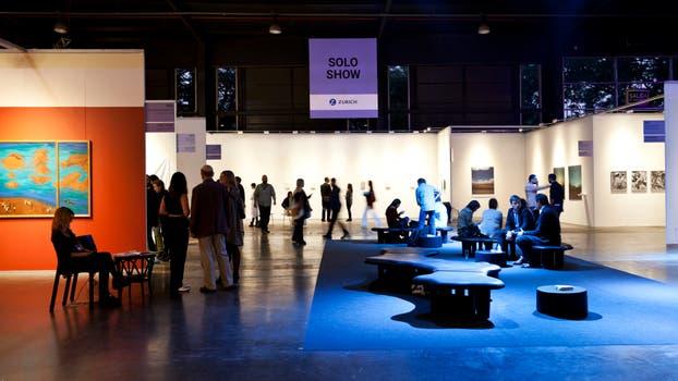 El espacio Solo Show Zurich en la nueva edición de ArteBA.