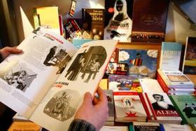 """La """"hotLIST"""" de los editores, en la librería Fedro"""