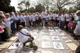 Ejercicios grupales de la Fundación Ineco