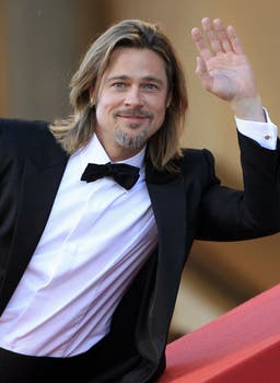 Brad Pitt: William Bradley Pitt. Foto: Reuters
