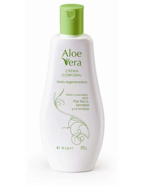 Crema corporal, para piel seca, sensible y/o irritable (Gigot, $39,99).