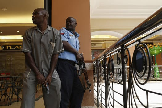 violento ataque shopping centro comercial Nairobi Kenia muertos heridos armas granadas. Foto: Reuters