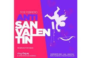 Festejos anti San Valentín