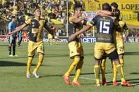 Olimpo venció 2-0 a Belgrano y con Cristian Díaz se hace fuerte en Bahía Blanca