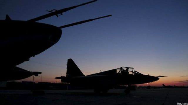 La intervención de Rusia en Siria y Ucrania ha sido calificada como una nueva