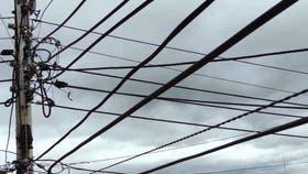 La Cooperativa de Servicios Públicos de Tío Pujio denunció el robo de 5200 metros de cables de energía eléctrica
