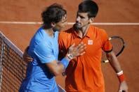 Novak Djokovic y Rafael Nadal, posible final en semifinales en Roland Garros