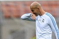 """Zinedine Zidane: """"No hay favoritos; la final está en un 50 y 50 por ciento"""""""