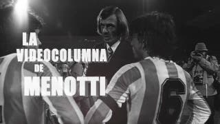 La final Argentina vs. Chile, por César L. Menotti