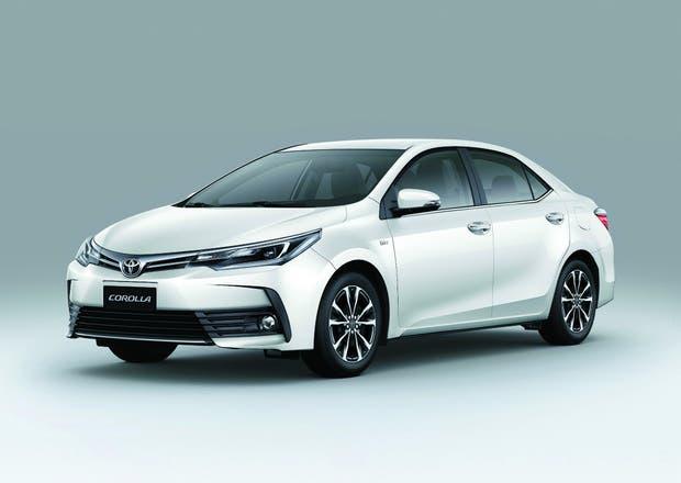 El nuevo Toyota Corolla