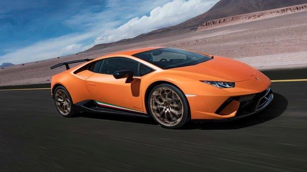 El Lamborghini Huracán Performante con récord en El Infierno Verde