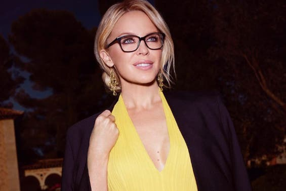 Kylie Minogue se reencontró con su antiguo amor