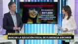 Por adeudar $ 120 mil, la AFIP va por la ejecución fiscal de Florencia Kirchner