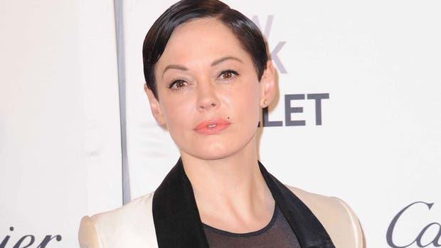 Actriz Rose McGowan fue detenida por posesión de cocaína