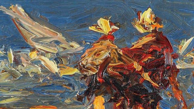 Stephen Koekkoek, pinturas.