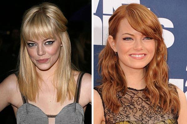 el look de emma en dos versiones foto celebrities wonder