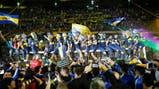 Fotos de Boca campeón