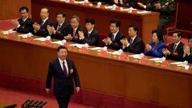 El presiente de China, Xi Xinping