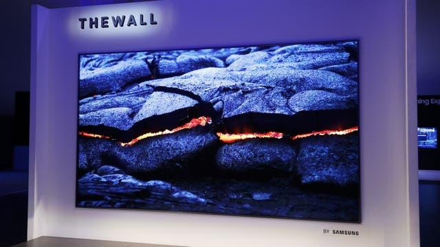 The Wall es una pantalla de 146 pulgadas