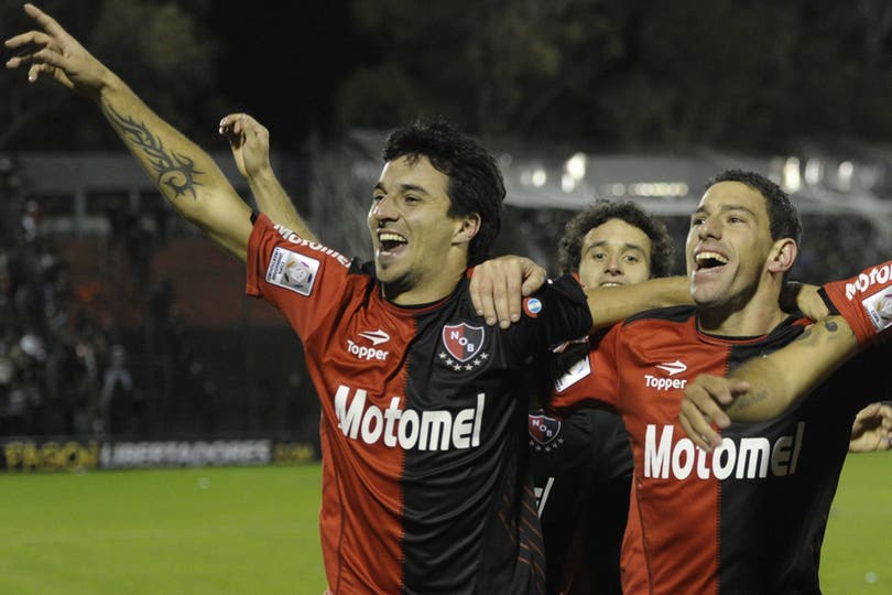 Boca perdió en los penales y Newelll´s sigue adelante en la Copa Libertadores. Foto: AFP
