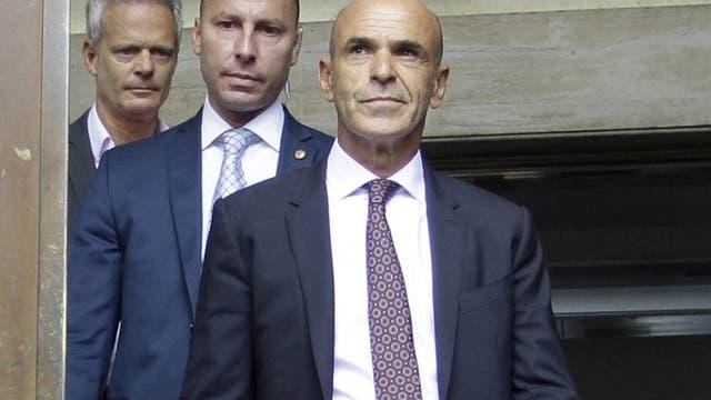 El jefe de los espías, Gustavo Arribas, declaró $ 108 millones fuera de la Argentina