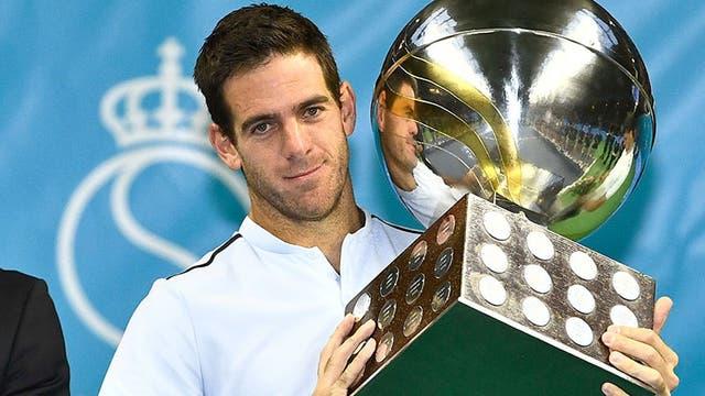 En 2017 sólo ganó un título: el ATP de Estocolmo