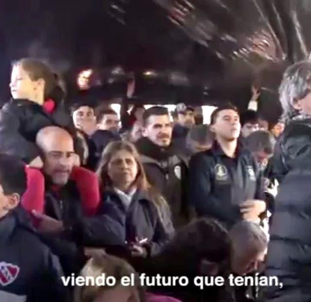 Cristina Fernández amplía su ventaja sobre el candidato de Macri