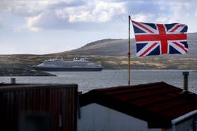 Los kelpers manifestarán su voluntad en un referéndum