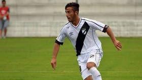 Saracchi jugó sólo en Danubio