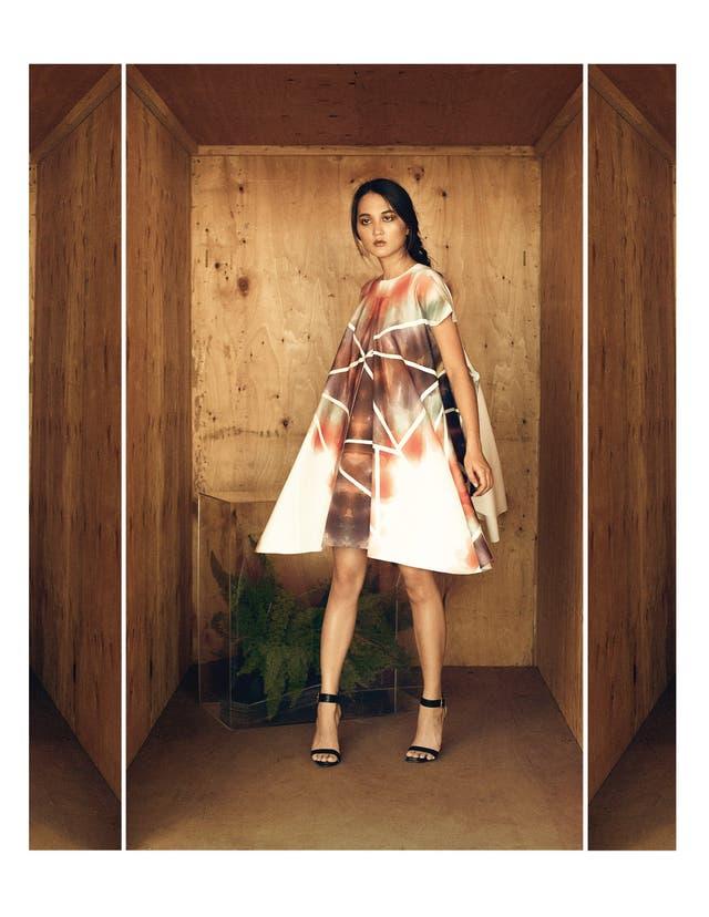 Furia, la propuesta de moda de Lisu Vega