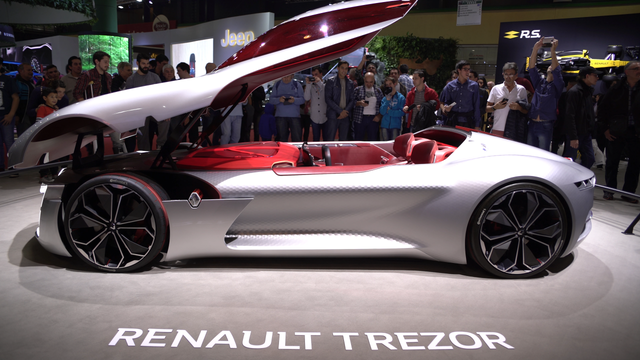 Concept Car: Renault Trezor