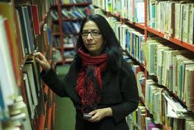La comunicadora Silvina Bruno no usa el chat ni las redes sociales