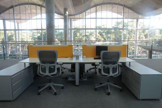 Una vista del interior de la sede del Gobierno de la Ciudad de Buenos Aires ubicada en Parque Patricios. Foto: Gentileza Sustentator