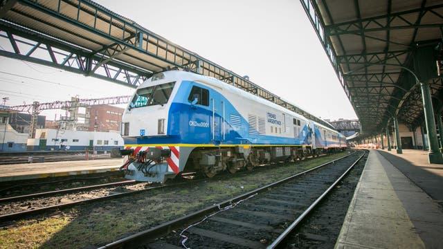 El 3 de julio llega el tren a Mar del Plata