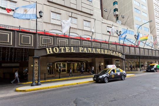 Uno de los hoteles de donde se obtienen imperdibles panorámicas de la ciudad. Foto: LA NACION / Ezequiel Muñoz