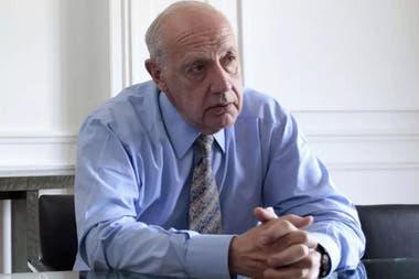 El exministro de Economía se reunió con el FMI en sus oficinas del microcentro porteño