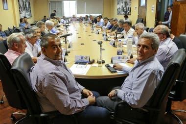 La reunión con la CGT fue una de las últimas de la misión del FMI en la Argentina