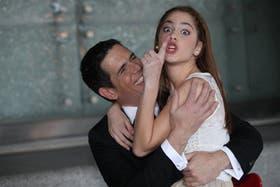 Germán y Violetta. Padre e hija en la piel de Diego Ramos y Martina Stoessel