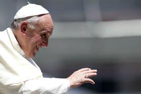 El papa puso el foco sobre la corrupción en la Iglesia y sobre las cuentas.