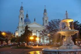 La Catedral de la ciudad de Paraná, uno de sus atractivos turísticos
