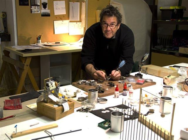 Compositor polifacético, Edgardo Rudnitzky colabora con Jorge Macchi