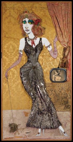 Ramona Montiel y Juanito Laguna, las grandes creaciones de Antonio Berni, pueden verse en Malba hasta febrero