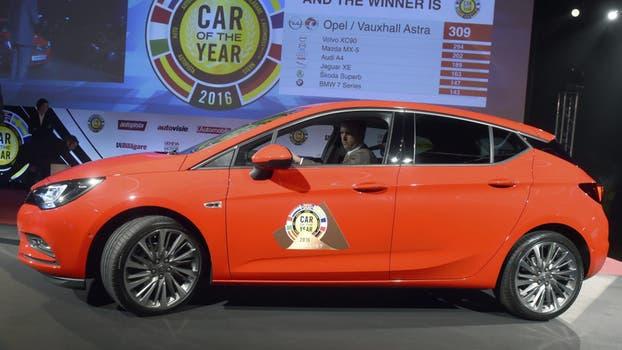 Fue elegido como Auto del Año en Europa 2016. Foto: EFE